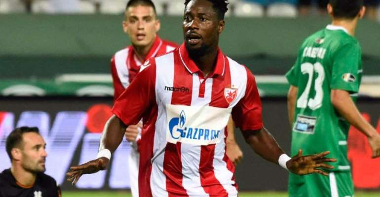 Europa League: Boakye-Yiadom Reaches 30 Goals, Arsenal Win