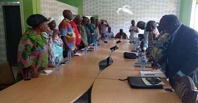 2020 Polls: Western Region NDC unveils high powered council of elders to spearhead affairs