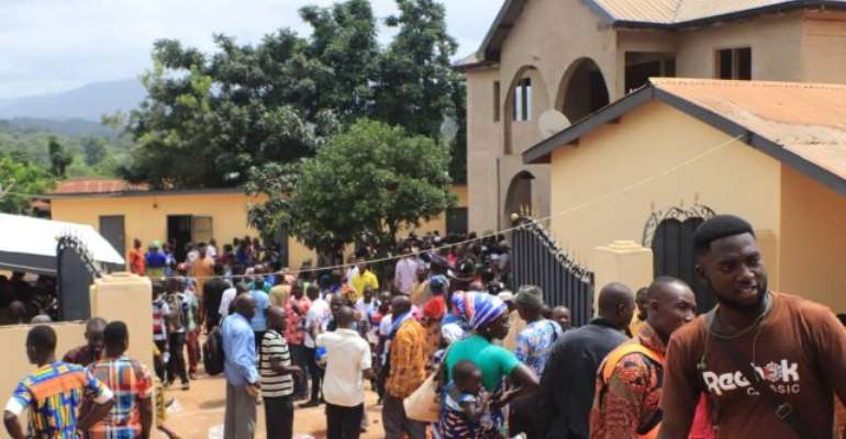 NPP Primaries: Delegate Dies After Voting