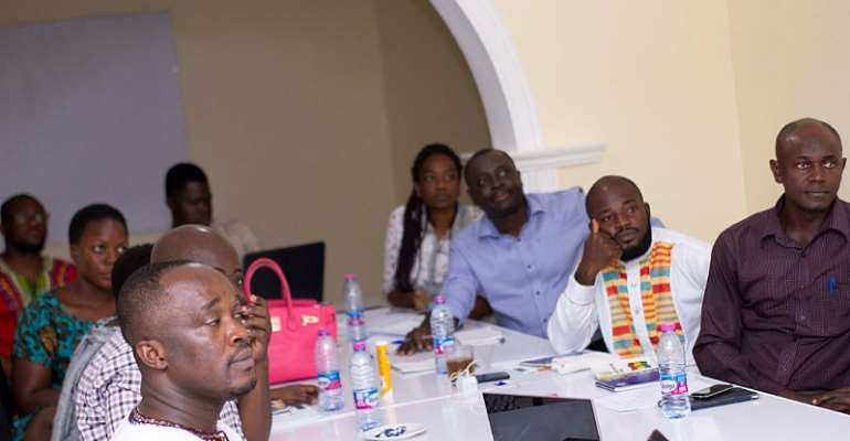 Ghana Chamber Of Young Entrepreneurs Completes Restructuring Retreat