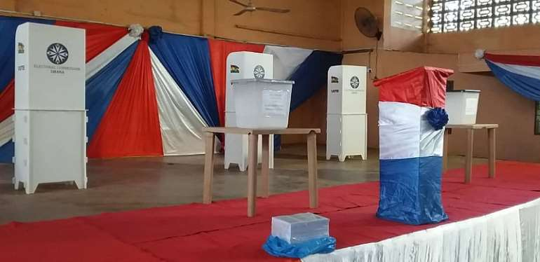NPP Primaries: Voting Delayed In Somanya