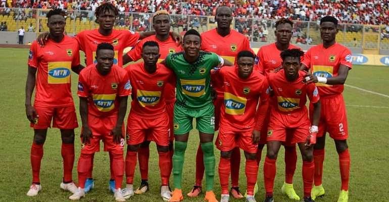 Ashgold, Kotoko Players To Join Black Stars B In Senegal On Sunday