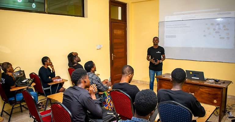 Developer Student Clubs Powered By Google Launched At Dominion University College