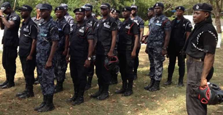 NPP Primaries: Over 2,000 Police Personnel Deployed