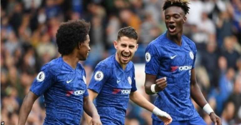 Chelsea Extend Perfect League Record Over Brighton