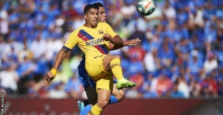 Ten-Man Barcelona Claim Hard Fought Victory Over Getafe