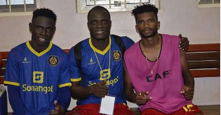 Former Hearts of Oak Stars Help Petro Atletico to CAF Champions Group Phase