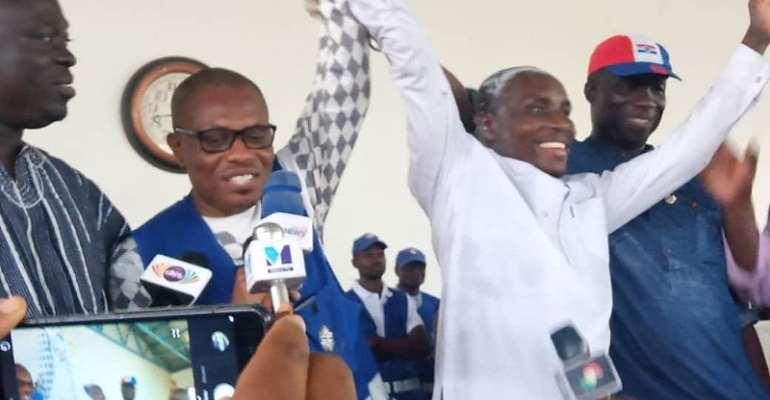 NPP Primaries: Three DCE Win In Western Region