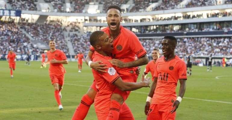 Mbappe Sets Up Neymar Winner As PSG Return To Winning Ways