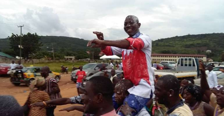 NPP Primaries: Deputy E/R Minister Wins Lower Manya Krobo Again