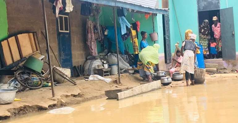 Flood Affects 55,235 People In North East – Report