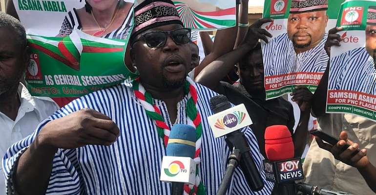 I Can Win Three Seats For PNC In Western Region – Awingobit
