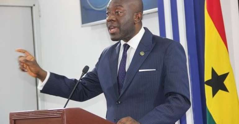 COVID Test At KIA More Defensive Against Second Wave Of Global Infections – Oppong Nkrumah