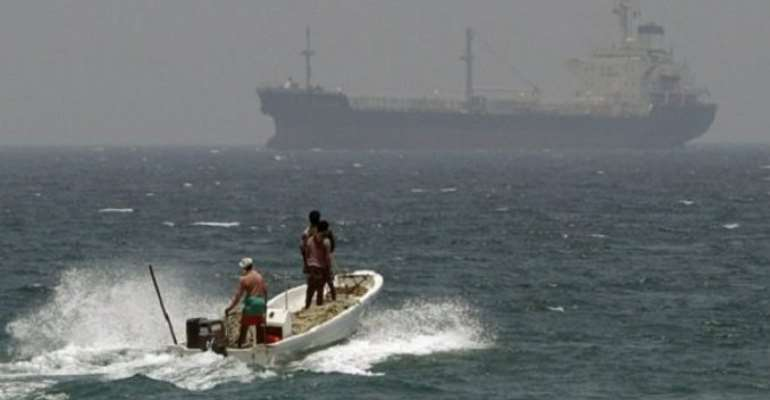 South Koreans Kidnapped In Ghana's Waters Yet To Be Rescued