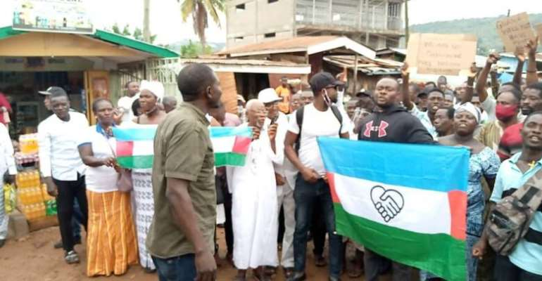 Gov't Has Failed In Handling Volta Secessionists Saga – Colonel Aboagye