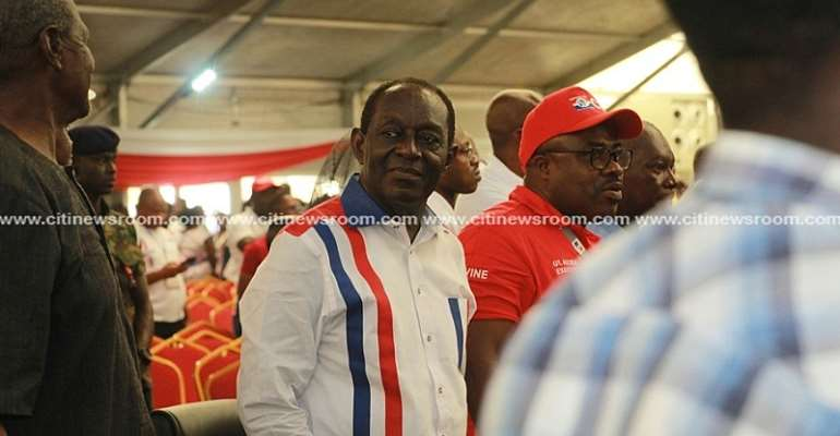 A/R: NPP 'Begs' Disqualified MP Aspirants Going Independent