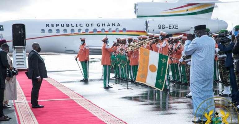 Gov't in the process of buying bigger presidential jet – Eugene Arhin