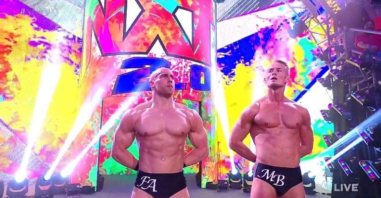Josh Briggs and Brooks Jensen Stage Comeback this week in WWE NXT