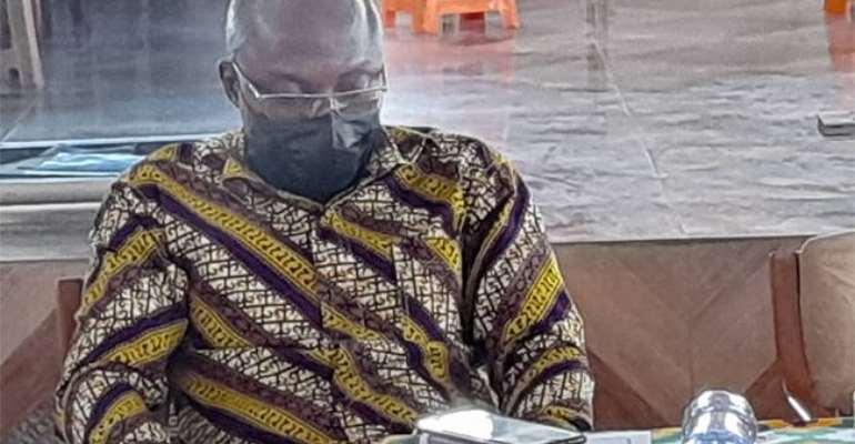 Achiase: Assemblymembers reject Akufo-Addo's DCE nominee Richmond Kofi Amponsah