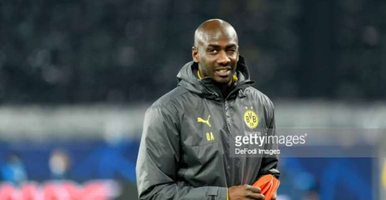 Otto Addo: New Black Stars assistant coach to work as service provider