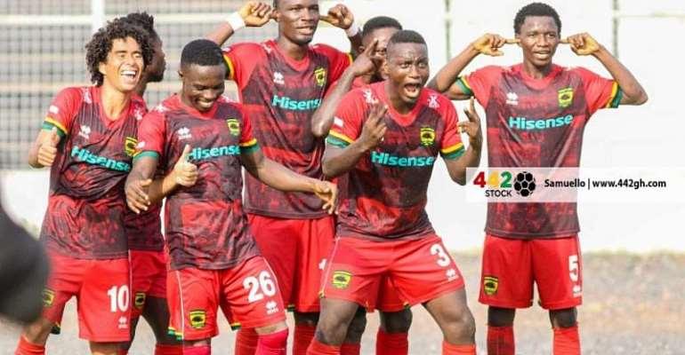 Asante Kotoko: Eight players to be offloaded ahead of 2021/22 football season  - Reports