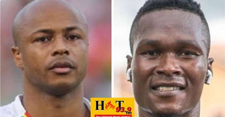 Dede Ayew not fit to play for Black Stars — Physical trainer Totti Laryea