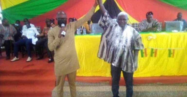 George Bingrini confirmed as Saboba DCE
