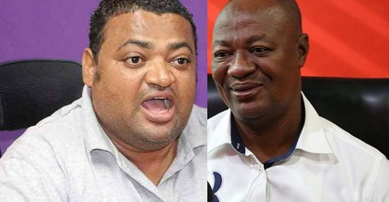 'Don't confirm Sam Pyne, he is non-Akan; It's time to use Takyi stick to beat Baah' — Yamin to KMA members