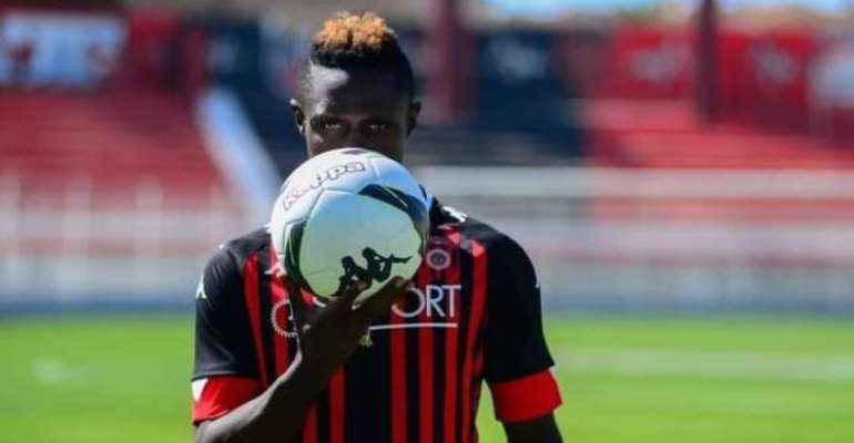 Kwame Opoku: FIFA ban Algerian side USM Alger for failing to pay Asante Kotoko