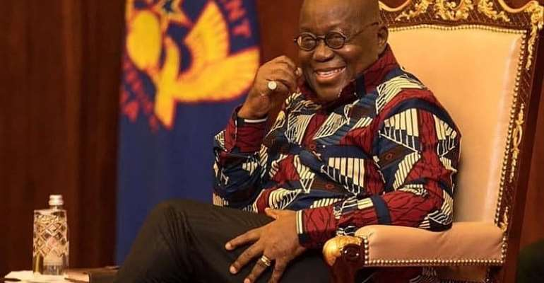 Akufo-Addo retains State Housing, EPA, Ghana Gas bosses; kick out DVLA, consoles Collins Amankwah with GMA