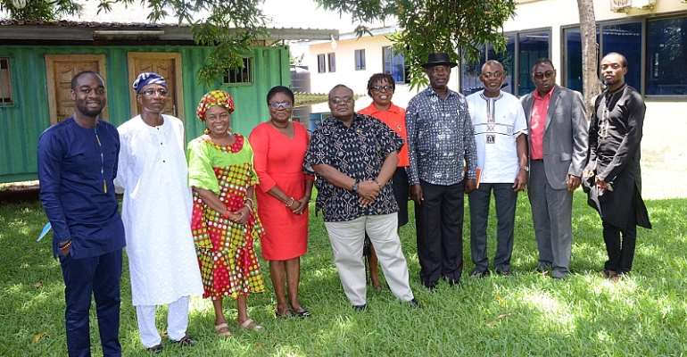 Nmc Commends Daily Guide [photos]