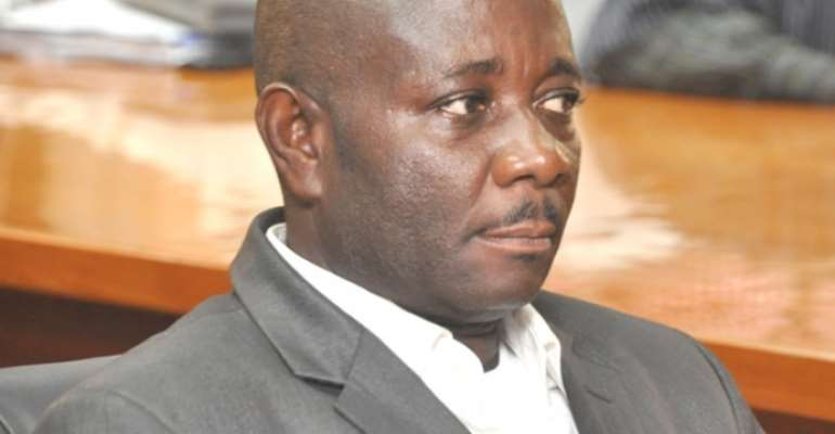 UPP sues flagbearer to stop him from contesting December polls