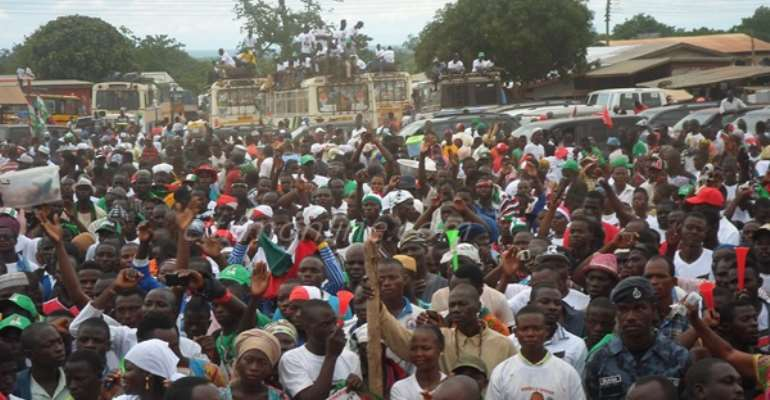 NDC urges foot-soldiers to remain united