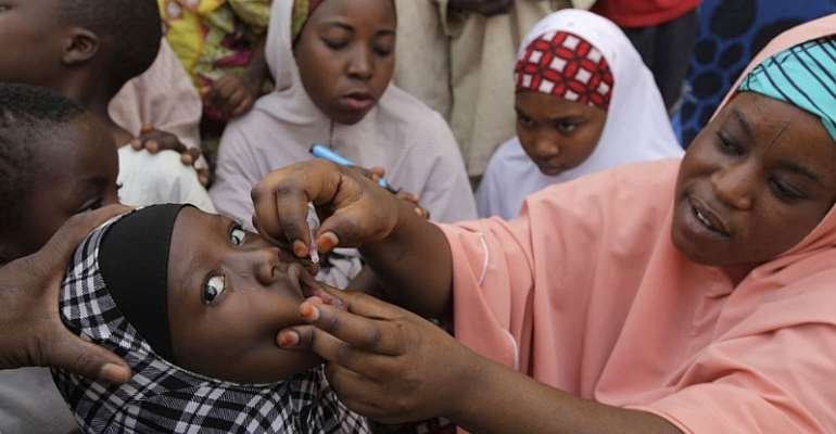 Nigeria reclassified as polio-endemic