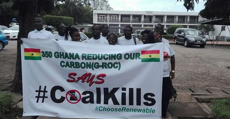 Group warns gov't against coal-powered plant project