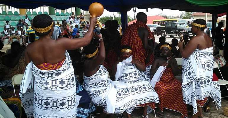 Ghana Day Of Percussion 2017 Held At Kakum National Park