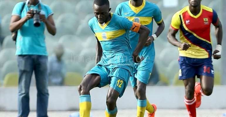 2017 MTN FA Cup: We Are Ready To Play Hearts of Oak - Hafiz Adams