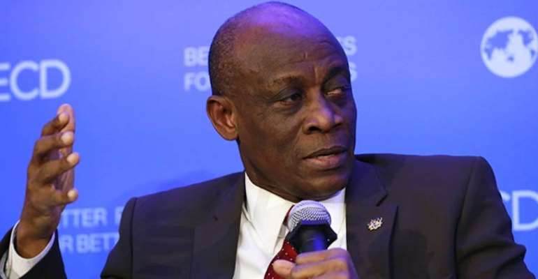 Seth Terkper Speaks: I Worry About Fiscal Sustainability