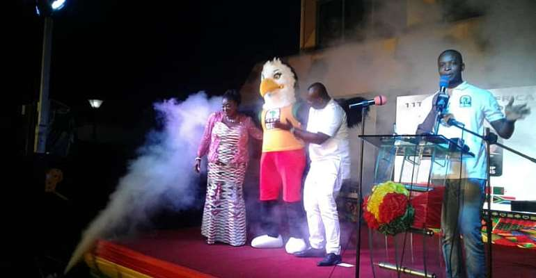 Official Mascot For 2018 AWCON Launched [PICTURES]
