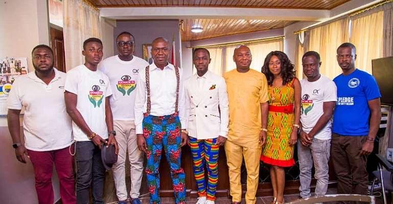Okyeame Kwame features Kidi on 'Made in Ghana' single
