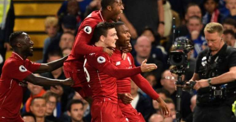 Daniel Sturridge scored his 50th Premier League goal for Liverpool
