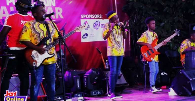 Photos: 11-year-olds steal show at 2019 Pop Chain Concert