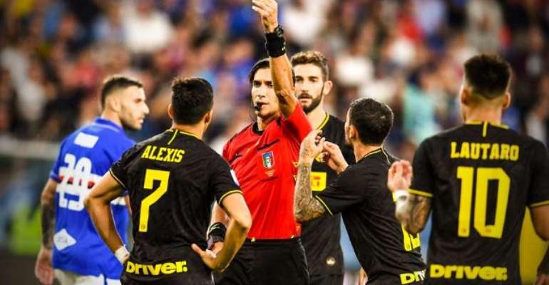 Sanchez Goes From Hero To Villain As Inter Continue Winning Run At Sampdoria