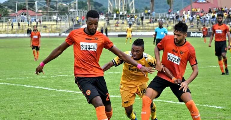 CAF CC: Ashgold Fail To Progress To Group Phase After RS Berkane Defeat