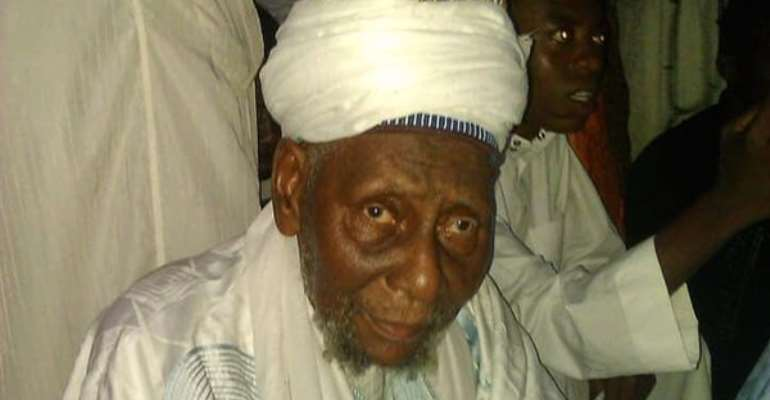 Deputy National Chief Imam dies at 103
