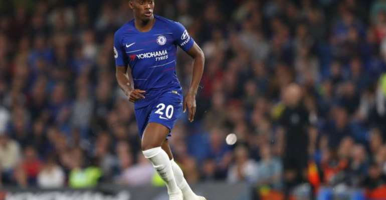 'Learn From Raheem Sterling To Be The Best' - Callum Hudson Odoi Urged