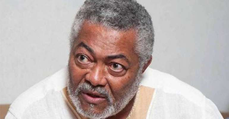 Dagbon's peace not complete without justice – Rawlings