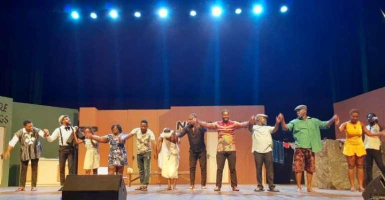 Support Creative Arts Industry From Collapsing — Stage Actors Calls To Gov't