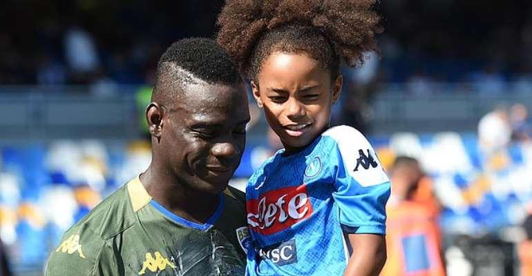 Balotelli Scores But Brescia Fall, Dzeko Seals Roma Win