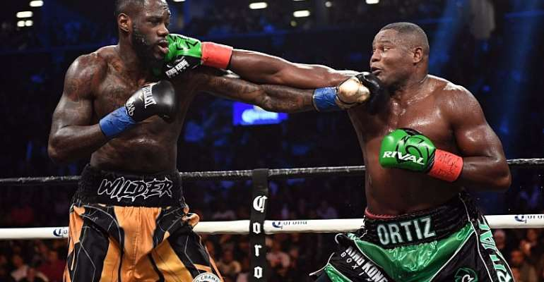 Deontay Wilder: WBC Champion Will Fight Luis Ortiz In November